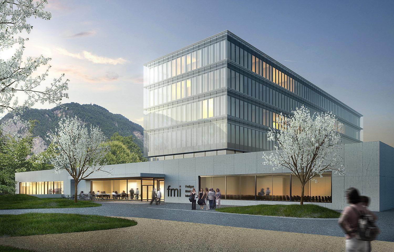 Projektwettbewerb neubau haus e spital interlaken for Haus neubau
