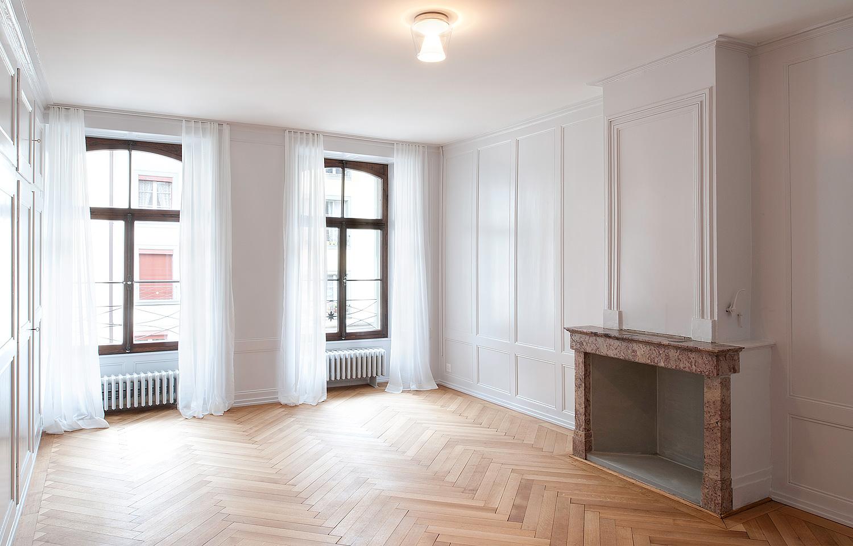 wohn und gesch ftshaus obere hauptgasse 12 thun 2016 br gger architekten ag. Black Bedroom Furniture Sets. Home Design Ideas