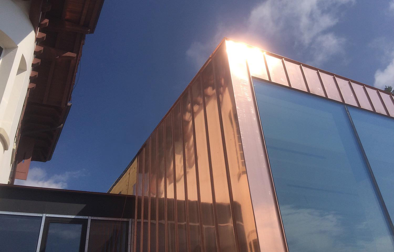Neubau Harder Kulm Interlaken - Aussen - Brügger Architekten AG