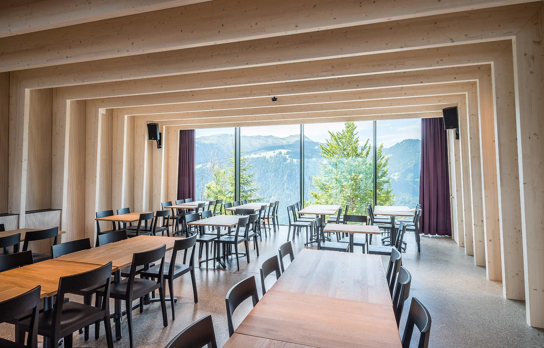 pavillon harder kulm interlaken 2017 br gger. Black Bedroom Furniture Sets. Home Design Ideas